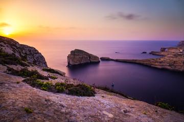 Wall Mural - Fungus Rock auf Malta