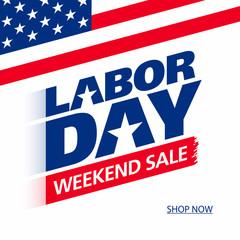 Labor Day Weekend Sale banner