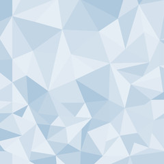 Abstract mosaic polygonal background. Vector illustration EPS10