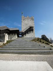 Medieval castle in Celje