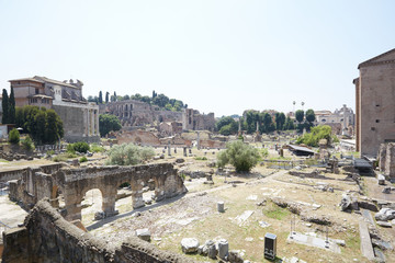 Roma - foro imperiale