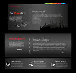 web design color vector