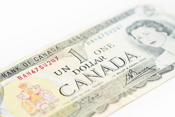 One Dollar CAD
