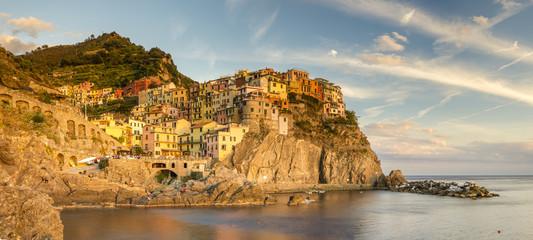 Recess Fitting Athens Manarola,miasteczko na skale.Liguria,Włochy
