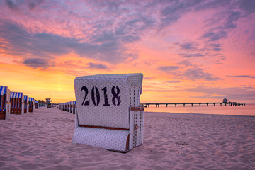 2018 Strand Urlaub