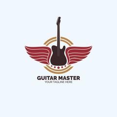 Guitar master logo