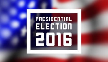 Presidentioal elecction in USA