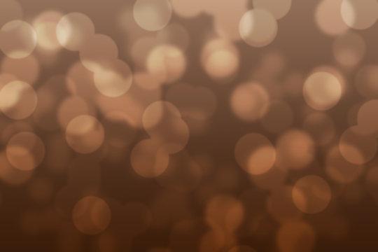 chocolate brown light blurred background