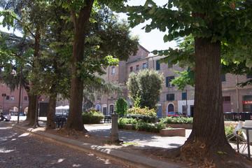 Piazza della Repubblica, Ferrara - Emilia Romagna