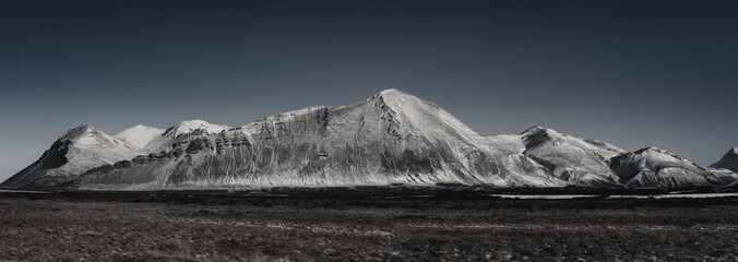 Landscape Iceland Panoramic