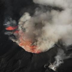 Landscape Iceland Volcano