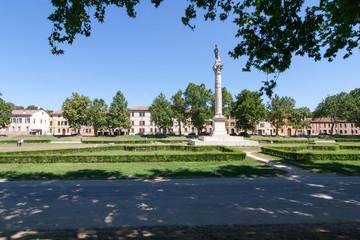 PIazza Ariostea, Ferrara - Emilia Romagna