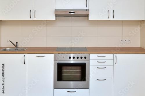 neue k che stockfotos und lizenzfreie bilder auf bild 117849604. Black Bedroom Furniture Sets. Home Design Ideas
