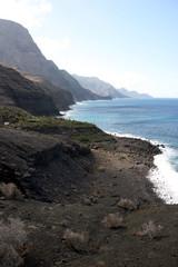 Wild coastline, Gran Canaria, Spain