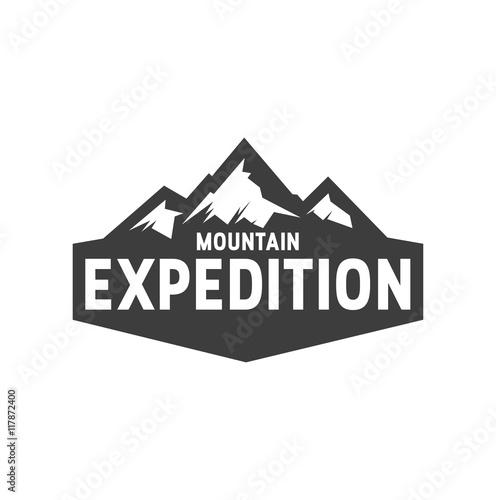 Free mountain logo designs