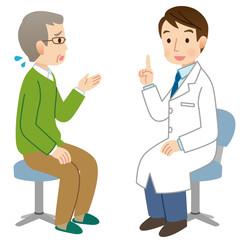 医療 診察 高齢者 心配