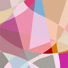 sommer farben abstrakt raster