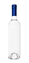 Beautifully Clear vodka bottle