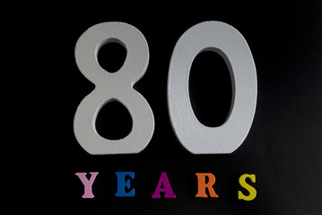 Eighty years.