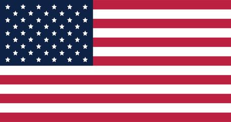 USA flag, Flag of United State of America, American flag, National flag of USA