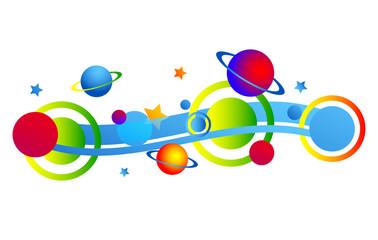 sfondo, cosmo, universo, spazio