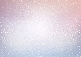 Defocused Glitter Lights Background - Abstract Illustration, Vector
