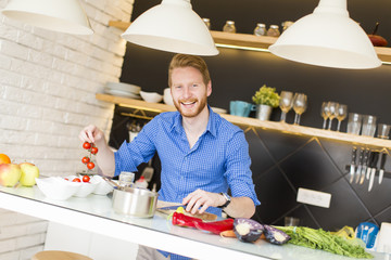 Cooking in the modern kitchen