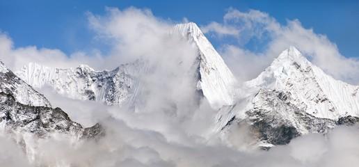Malangphulang, Beautiful panoramic view of himalayas