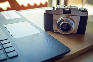 Old vintage retrò camera