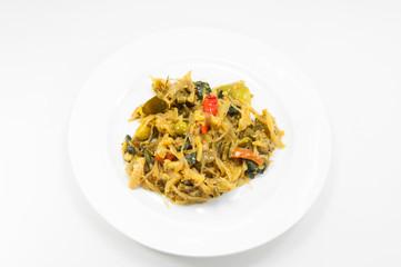 Kang ho , Northern mixed curry ,Thai food Northern Thailand