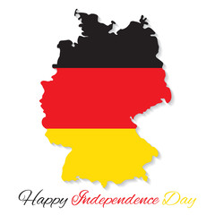 Germany Happy Independence Day