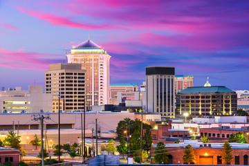 Montgomery, Alabama Skyline