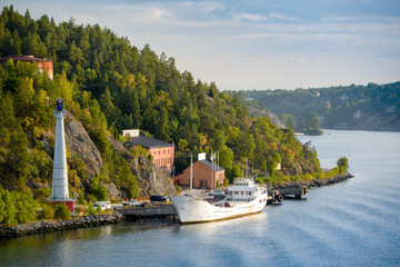 The Swedish Coastline