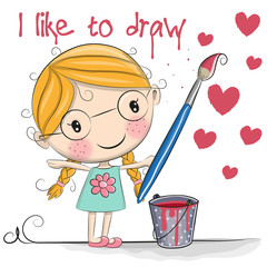 Like to draw