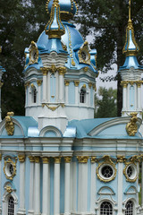 Model St. Andrew's Church in Kiev