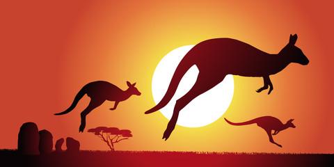 Australie-Boomerang