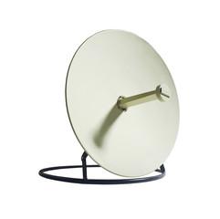 Receiver.Satelite dish isolated