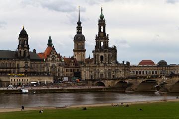 Wall Mural - Panorama Dresden