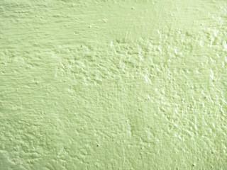 Green concrete texture background