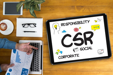 Corporate  Social Responsibility CSR and   Sustainability Respon