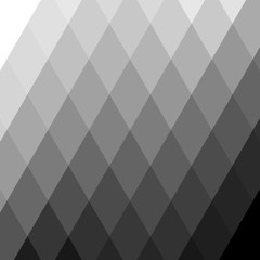 Asbtraktny background rhombus.