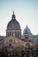 Tuinposter Rome Rome dome