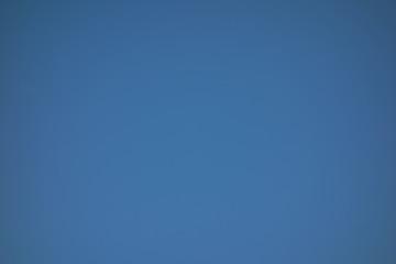 blue sky with no cloud