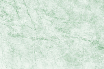 Light green marble texture background, natural texture for pattern design