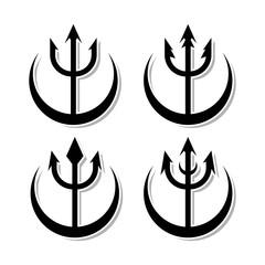 Set of trident neptune
