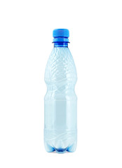 Polycarbonate plastic bottle