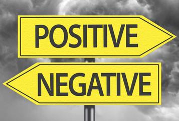 Positive x Negative yellow