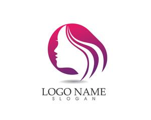 Salon women logo
