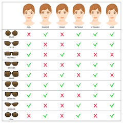 womens sunglasses shapes 4.