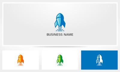 Rocket Digital Node Logo